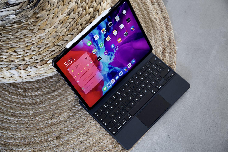 Magic Keyboard iPad Pro review