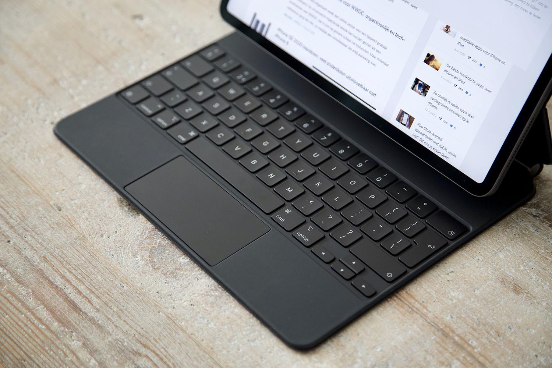 Magic Keyboard voor iPad Pro review.