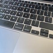 MacBook Air 2020 review: toetsenbord na een week intensief gebruik