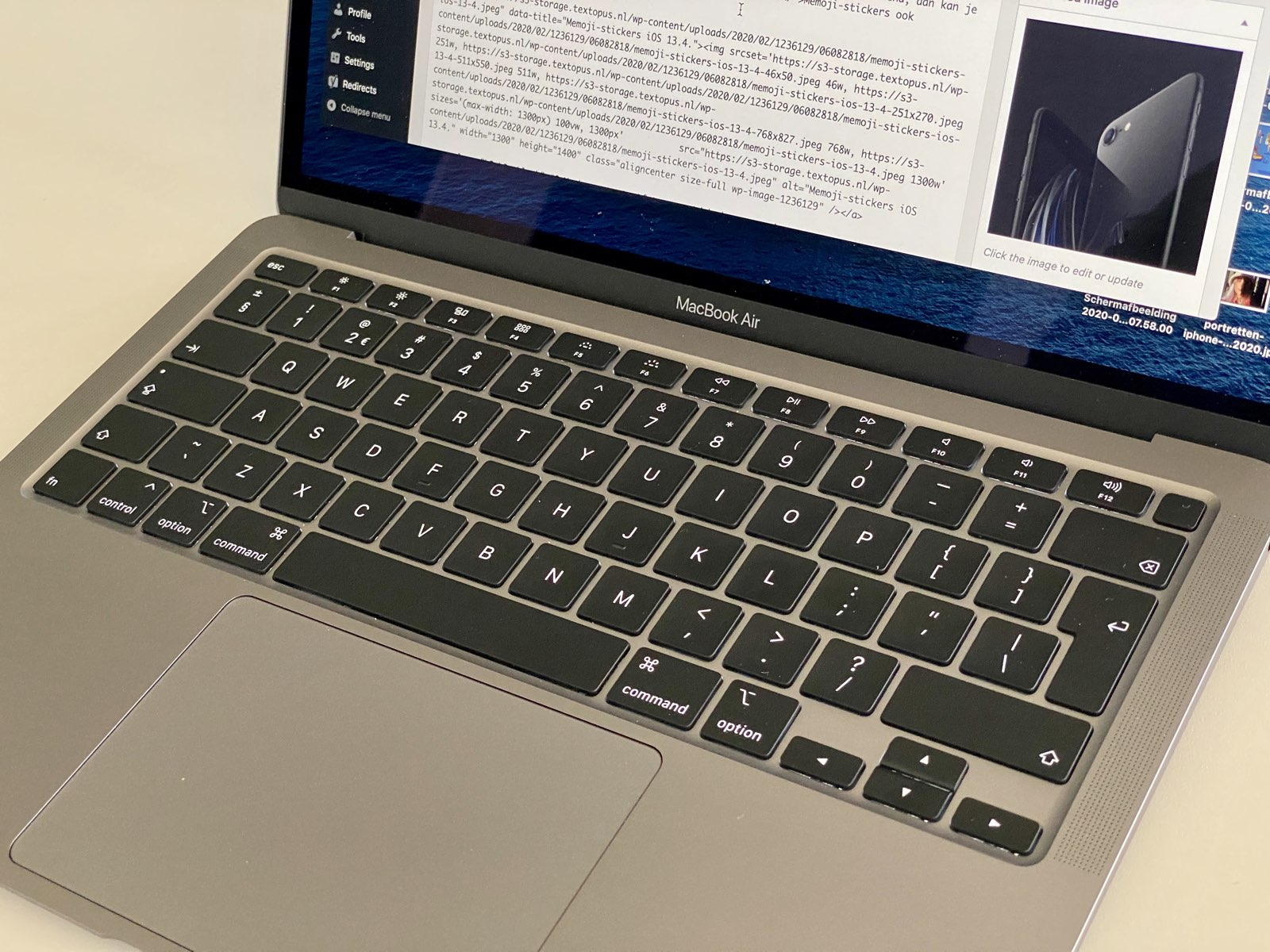 MacBook Air 2020 review: toetsenbord