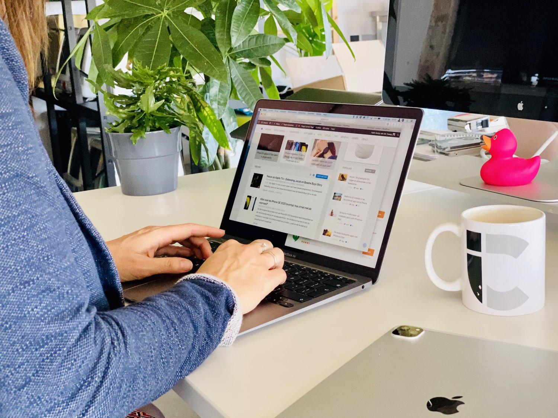 MacBook Air 2020 review: het typen gaat lekkerder