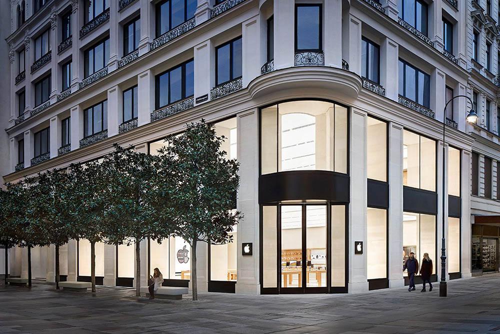 Apple Store Kärntner Strasse Wenen