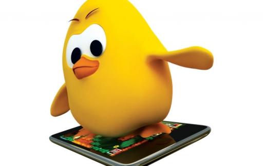 Toki Tori op iPhone
