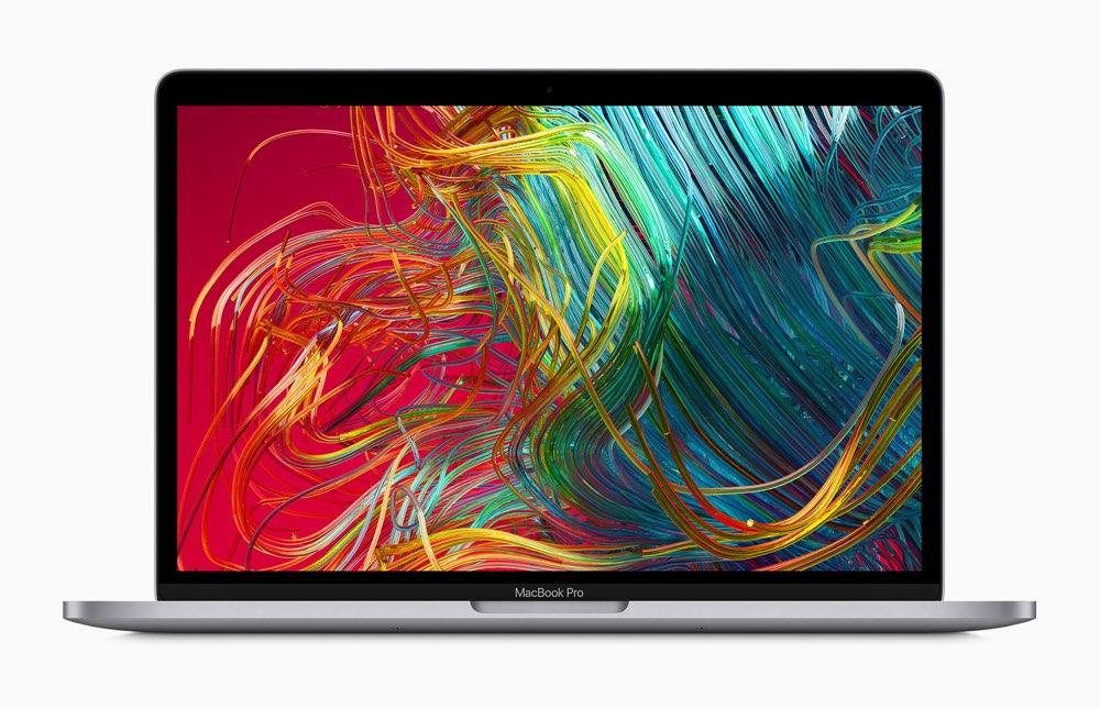 13-inch MacBook Pro 2020 grafisch