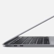 13-inch MacBook Pro 2020 zijkant