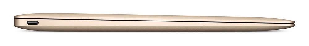 MacBook goud 2017