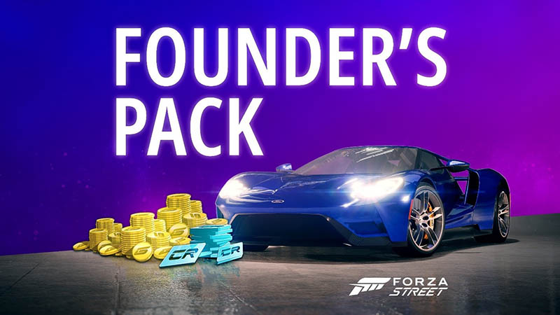 Forza Founders Pack