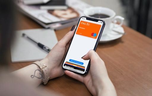 Apple Pay met toegangscode gebruiken.