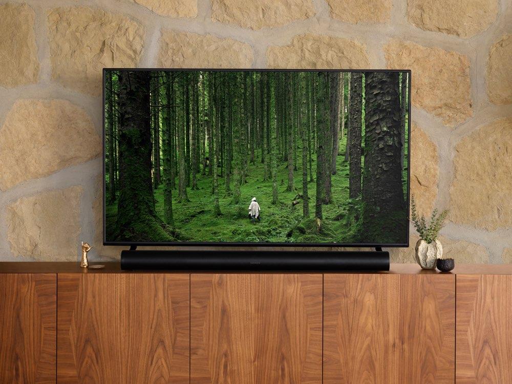 Sonos Arc met televisie