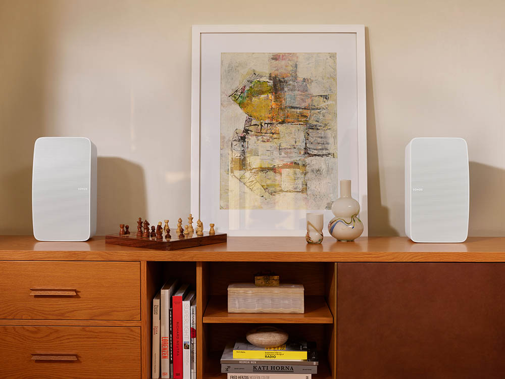Sonos Five in paar