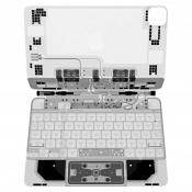 Röntgenfoto van Magic Keyboard voor iPad toont ingewikkelde techniek