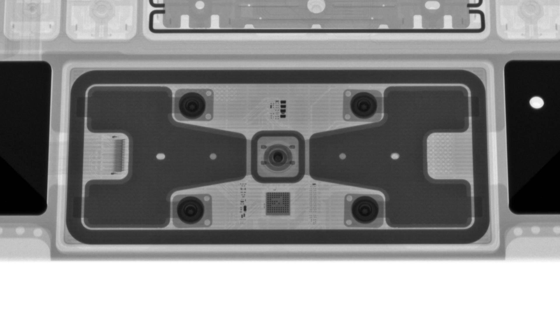 Trackpad in Magic Keyboard voor iPad