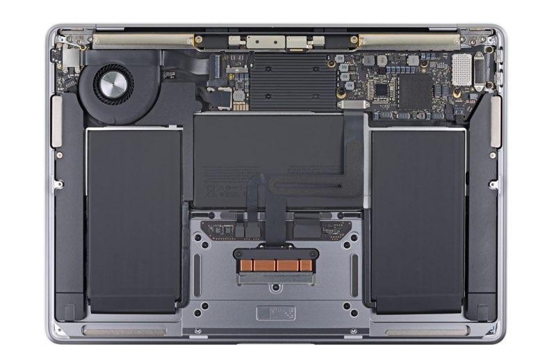 MacBook Air 2020 iFixit
