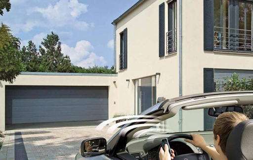 Hormann garagedeuraandrijving