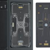 Magic Keyboard voor iPad teardown van iFixit met trackpad systeem.