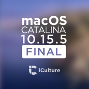 macOS Catalina 10.15.5 final.