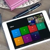 KPN iTV app voor iPad met Picture in Picture.
