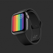 Apple Watch Pride 2020 wijzerplaat