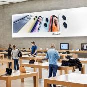 Apple Store heropening na coronacrisis