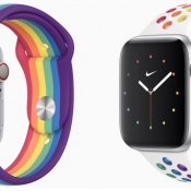 Apple Watch Pride Edition 2020.