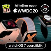 Aftellen naar WWDC: Vooruitblik op watchOS 7