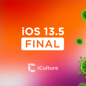 iOS 13.5 Final in Nederlands.