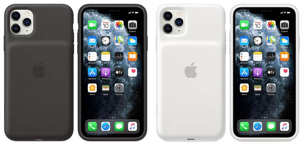 Smart Battery Case voor iPhone 11 Pro Max
