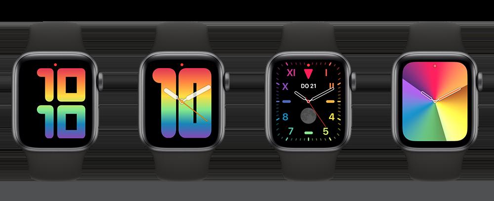 Apple Watch wijzerplaten bestaand