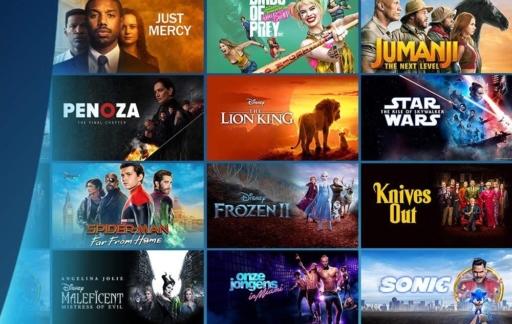Amazon Prime Video Store films kopen en huren.