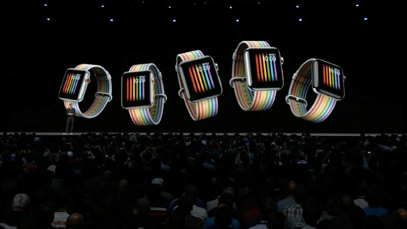 Pride 2018 WWDC wijzerplaat