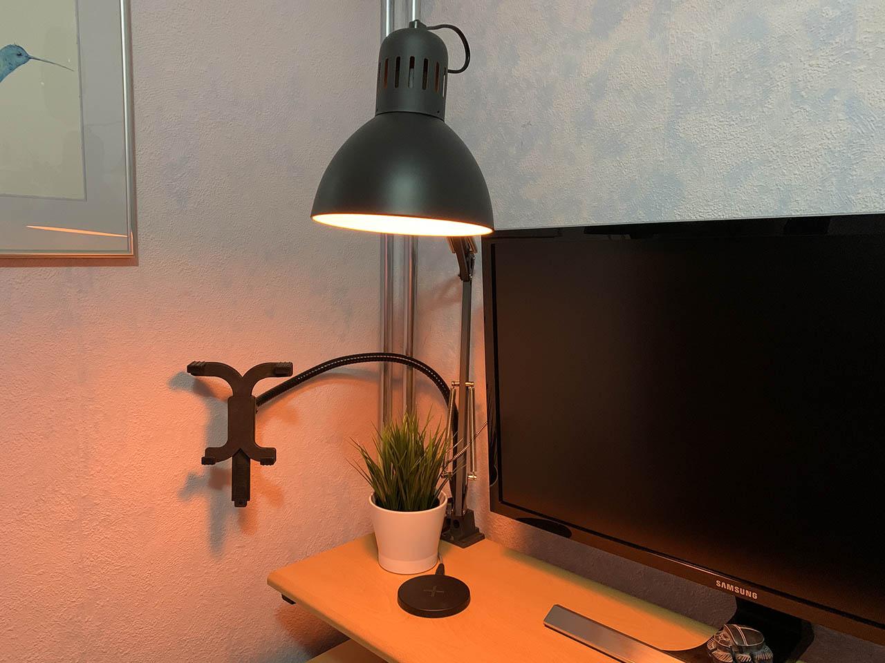 IKEA bureaulamp