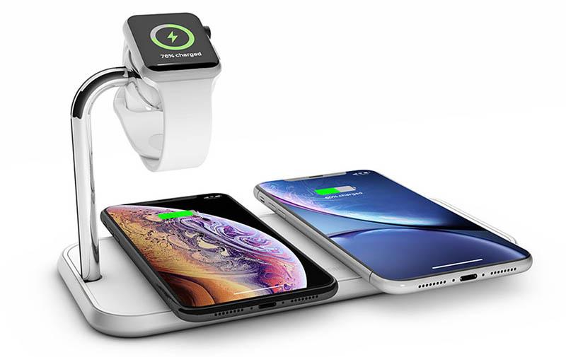 Zens Dual Watch oplader