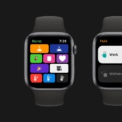 Apple Watch smart home en HomeKit-apps.