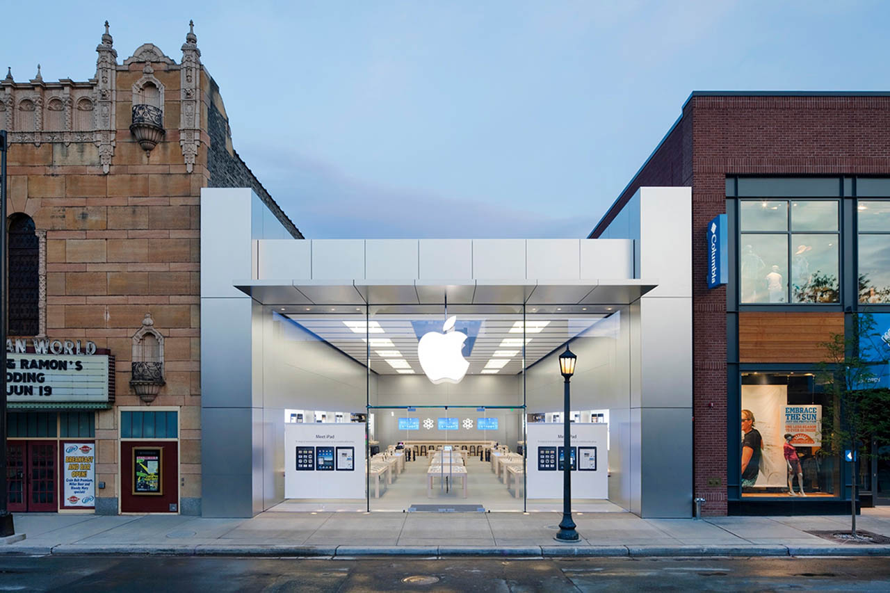 Apple Uptown in Minneapolis