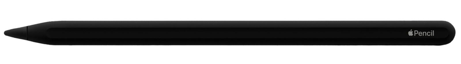 Apple Pencil zwart