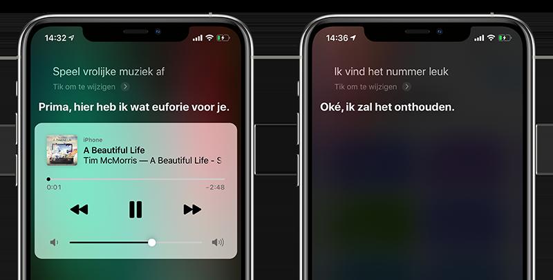 Apple Music met Siri