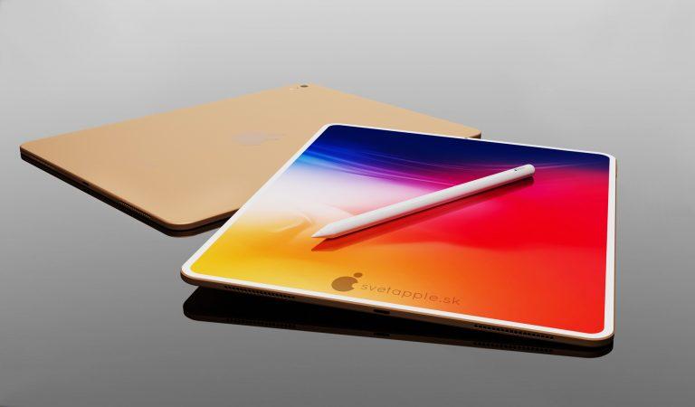 iPad Air 2020 concept.