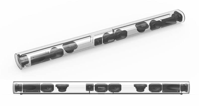 Sonos Arc onderdelen