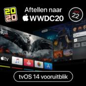 Aftellen naar WWDC 2020: tvOS 14 vooruitblik.