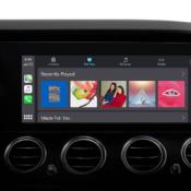 CarPlay met Apple Music