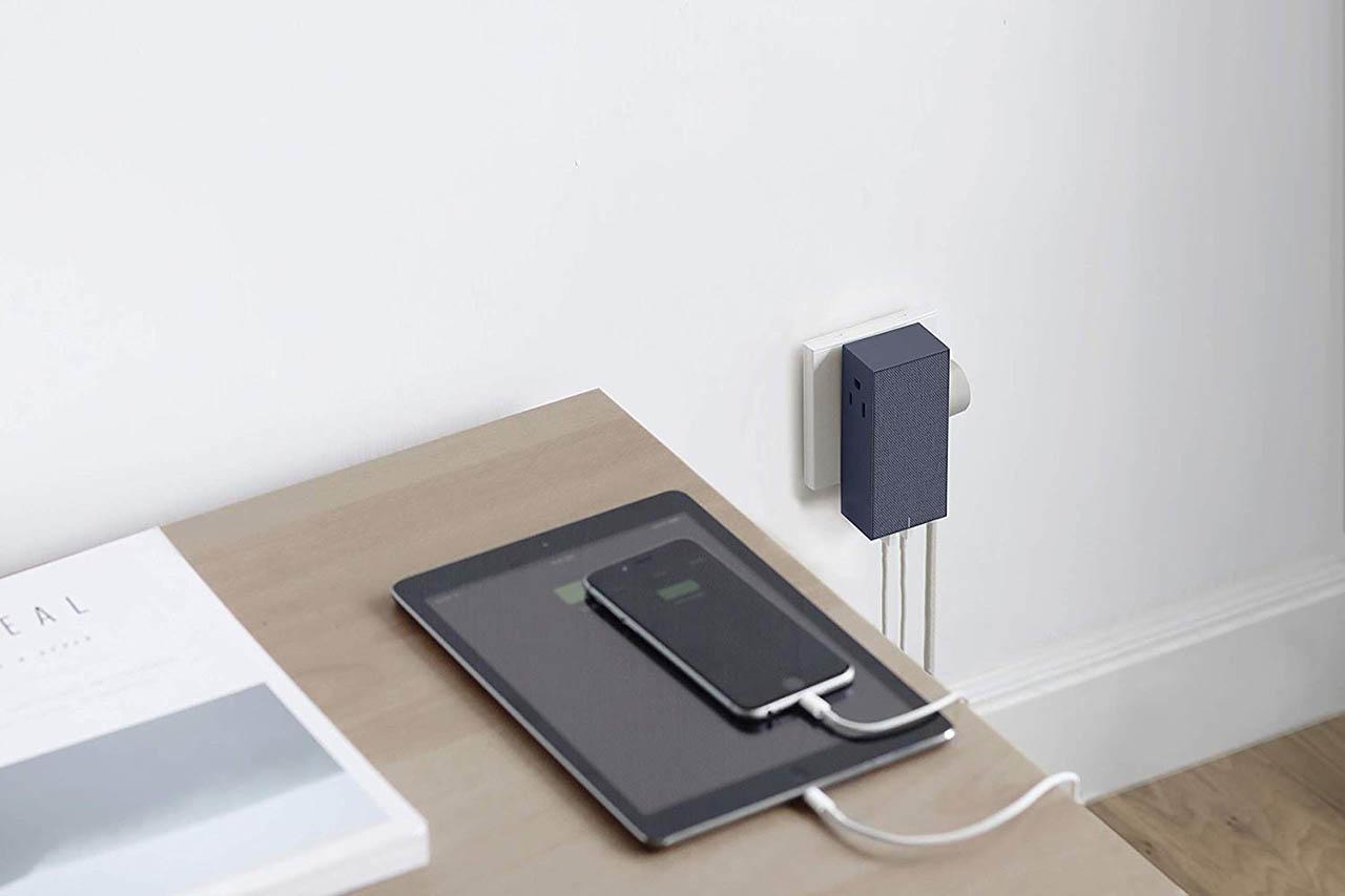 iPhone sneller opladen stopcontact
