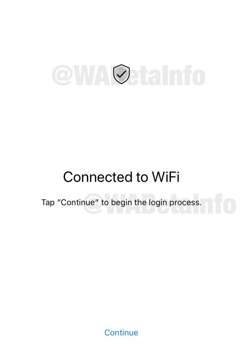 WhatsApp op meerdere apparaten instellen.