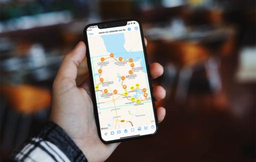 GPX-bestanden iPhone importeren voor toertochten