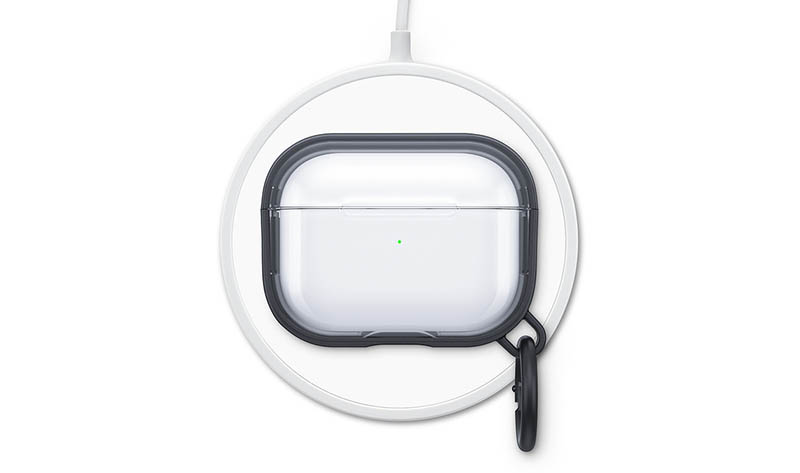 Otterbox AirPods Pro case op oplader
