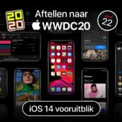 Aftellen naar WWDC: Vooruitblik op iOS 14