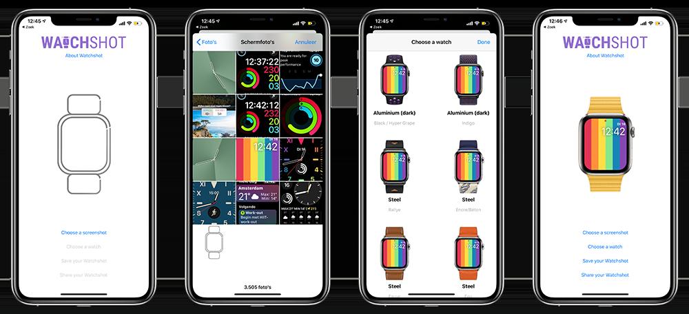 Watchshot-app