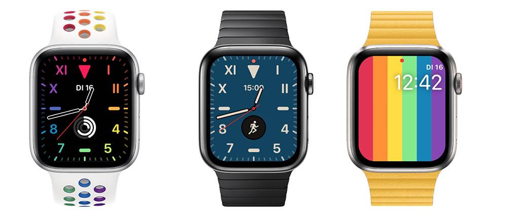 Watchshot-app in 3 varianten