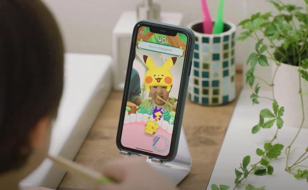Pokémon Smile: tandenpoetsen.