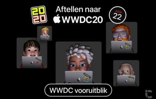 Aftellen naar WWDC 2020: vooruitblik op het event.