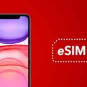 eSIM vanaf vandaag ook bij Vodafone